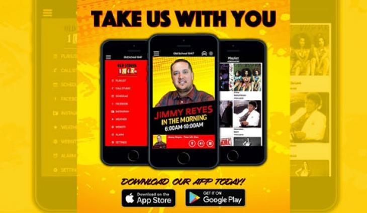 Download the Old School 104.7 App